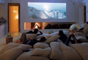 Tanie projektory: opinie, opisy, recenzje, typy