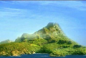 Dove è l'isola Mako e se lui esiste realmente