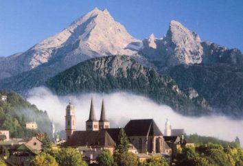 Alpy Bawarskie: atrakcje, wycieczki, recenzje