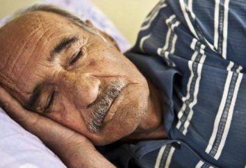 Por que as pessoas gemer em seu sono: Causas