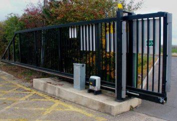 Jak zrobić bramę wspornikowe z rękami?