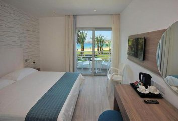 Okeanos Beach Hotel 3 * (Chipre / Ayia Napa): descrição e comentários do hotel