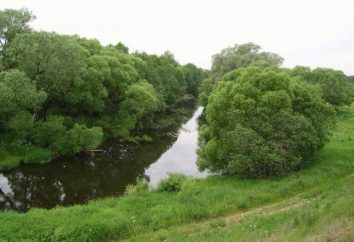 rio Severka – um lugar para viajantes