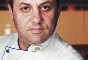 Ilya Lazerson: biografia najlepszy kucharz