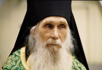 Archimandryta Cyryl (Pavlov) gdzie teraz? Archimandryta Cyryl: kazanie