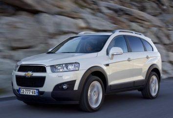 """Jeepy """"Chevrolet Captiva"""" 2013 Przegląd nowej generacji samochodów"""