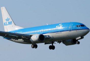 Aerolínea KLM: opiniones