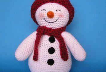 Schema: Wie man einen Schneemann Haken binden. Schneemann Haken: Master Class
