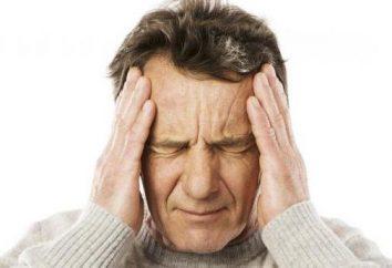 Tratamiento de los mareos en los ancianos. Causas, síntomas, fármacos