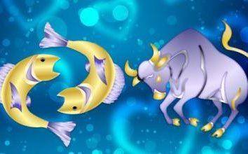 Compatibilità: donna di pesce + uomo Toro