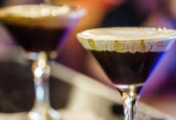 Przepisy kawa koktajl. Koktajle z likierem kawy