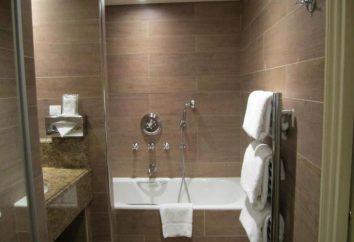 Rodzaje wanien do małych łazienek