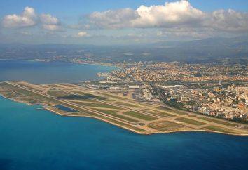Nice Airport: informacje praktyczne