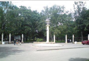 """Parque """"Dubki"""", a história da aparência. Parque moderno, seu entretenimento"""