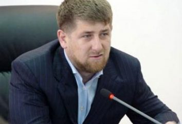 Breve biografia di Ramzan Kadyrov