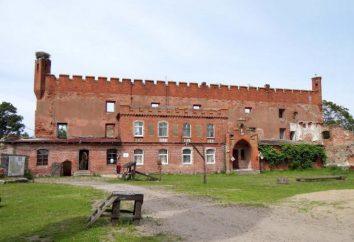 Schaaken Château: actuellement le Moyen-Age dans le Kaliningrad moderne