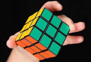 Cube de Rubik – un record pour l'assemblage