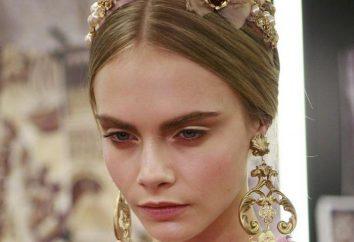 """lunetta stile """"Dolce Gabbana"""": come fare un accessorio alla moda con le loro mani"""