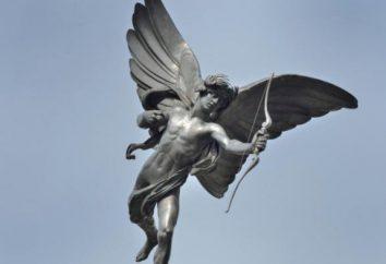 Deus Eros – bela Grécia celestial