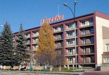 """Sanatorium """"Lenevka"""": foto, prezzi e valutazioni veritiere"""