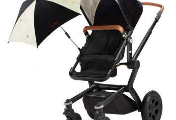 Joolz carrinho de criança e sua funcionalidade incrível
