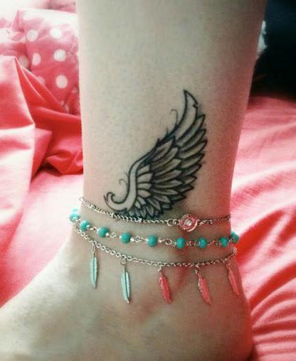 Co Zrobić Tatuaż Na Kostce