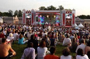 festivi russi: lista esempi