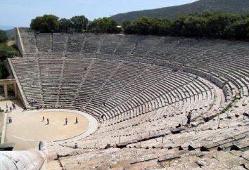Teatr grecki. Historia teatru