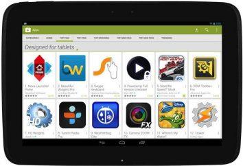 """Program na tablecie """"Android"""": przegląd ciekawych aplikacji"""