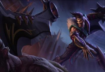 Draven: guiar sobre un personaje de League of Legends