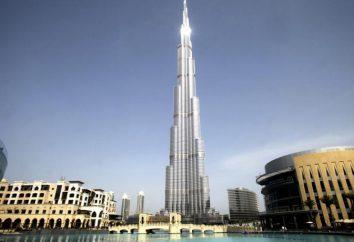 """Gdzie jest wieża """"Burj Khalifa"""": miasto i kraj"""