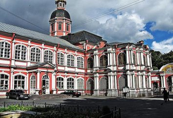 monasteri esistenti di San Pietroburgo: Descrizione, foto