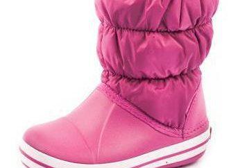 Dzieci snoubutsy: recenzje. buty zimowe dla dzieci