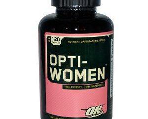 Vitaminas para mujeres activas. «Mujeres» Opti: revisiones del método de aplicación y otras características de la droga