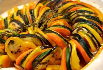Comment faire cuire un délicieux plat de légumes « Ratatouille »