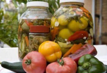 legumes variados no inverno sem a esterilização como pessoas com diferentes gostos