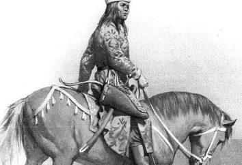 A derrota da Polovtsy Vladimir Monomakh. Quem são os Cumans