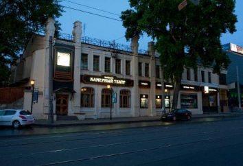 Czelabińsk. Teatr komora: repertuar, historia
