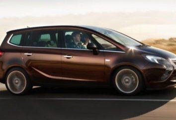 Samochód Opel Zafira Tourer