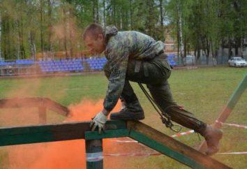 Wojskowe nakładany dyscyplin sportowych: podstawowe