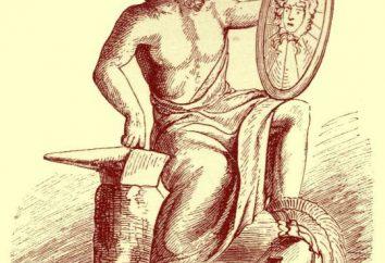 dio greco Efesto – dio del fuoco