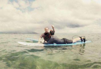 Wstać wiosła surfingu: imię, historię i ciekawostki