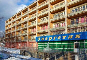 "Sanatorium ""Energetik"" (Perm): foto e recensioni dei turisti"