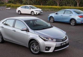 Berlines, voitures de sport, SUV, breaks, monospaces – tous les modèles de « Toyota » sont devenus populaires en Russie