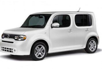 """Samochodów """"Nissan Cube"""": opinie, cechy i opis"""