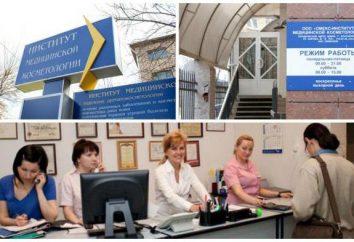 Instituto Krasnoyarsk de Cosmetologia. Kirov, 19 (Krasnoyarsk) – saúde endereço de e beleza
