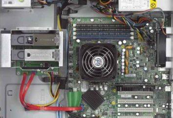 Podłączenie płyty głównej komputera