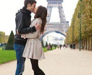 """Come sarebbe il francese """"ti amo""""? L'uso corretto delle parole."""