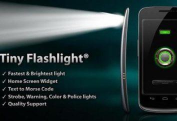 """Linterna en """"Android"""": Las mejores aplicaciones"""