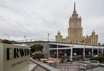 """Ristorante """"Erwin"""" on Kutuzov: descrizione, foto, recensioni di visitatori"""